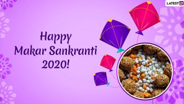 Makar Sankranti 2020 Images & Wishes: WhatsApp Stickers, Sankranti Greetings, Quotes and Messages to Send to Your Loved Ones This Harvest Festival