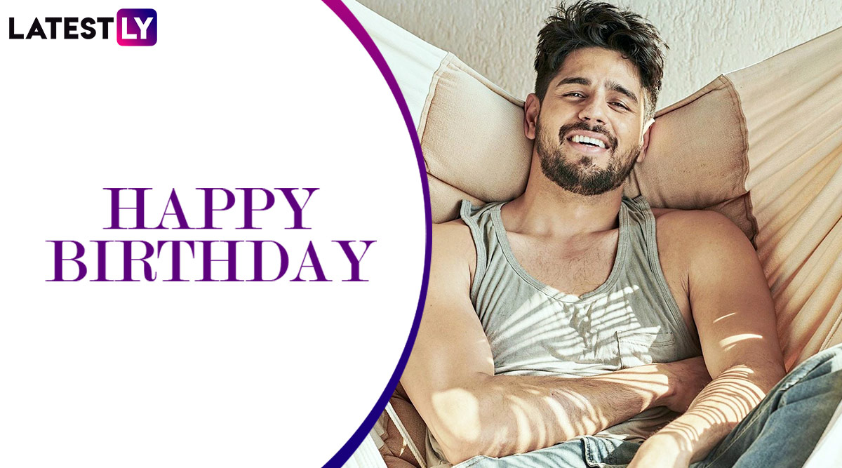 Sidharth Malhotra Birthday: Janhvi Kapoor, Alaya Furniturewalla and Other Actresses, Who Do You Want to See Him Work With Next? Vote Now!