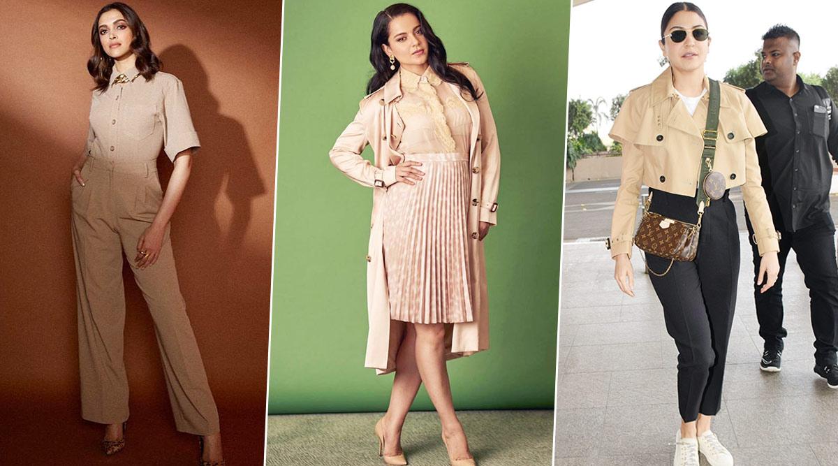 From Deepika Padukone, Anushka Sharma, Kangana Ranaut, NUDE Is Their Happy Colour!