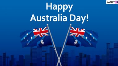 Happy Australia Day 2020 Wishes: WhatsApp Sticker Images, GIF Greetings, SMSes and Messages to Send on the National Day of Australia