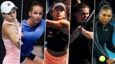Australian Open 2020 Women S Singles Ashleigh Barty
