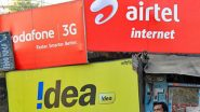 Bharti Airtel's Platinum & Vodafone Idea's RedX Plans Banned: TRAI Blocks Premium Plans Offering Faster Data Speed & Priority Services to Customers