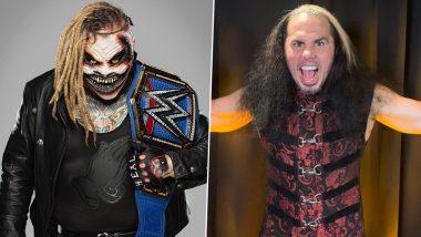 WWE Universal Champion 'The Fiend' Bray Wyatt Offers a Helping Hand to Matt Hardy (Check Tweet)