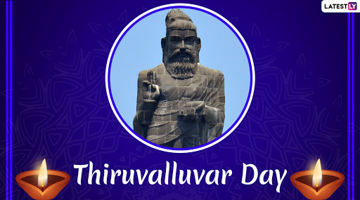 Thiruvalluvar Day 2020 Date: Significance, History of the Day Celebrated in Honour of the Great Poet & Author of Thirukkural