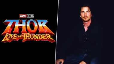 Thor: Love and Thunder: Christian Bale In Talks With Marvel to Join Chris Hemsworth, Natalie Portman and Tessa Thompson Film