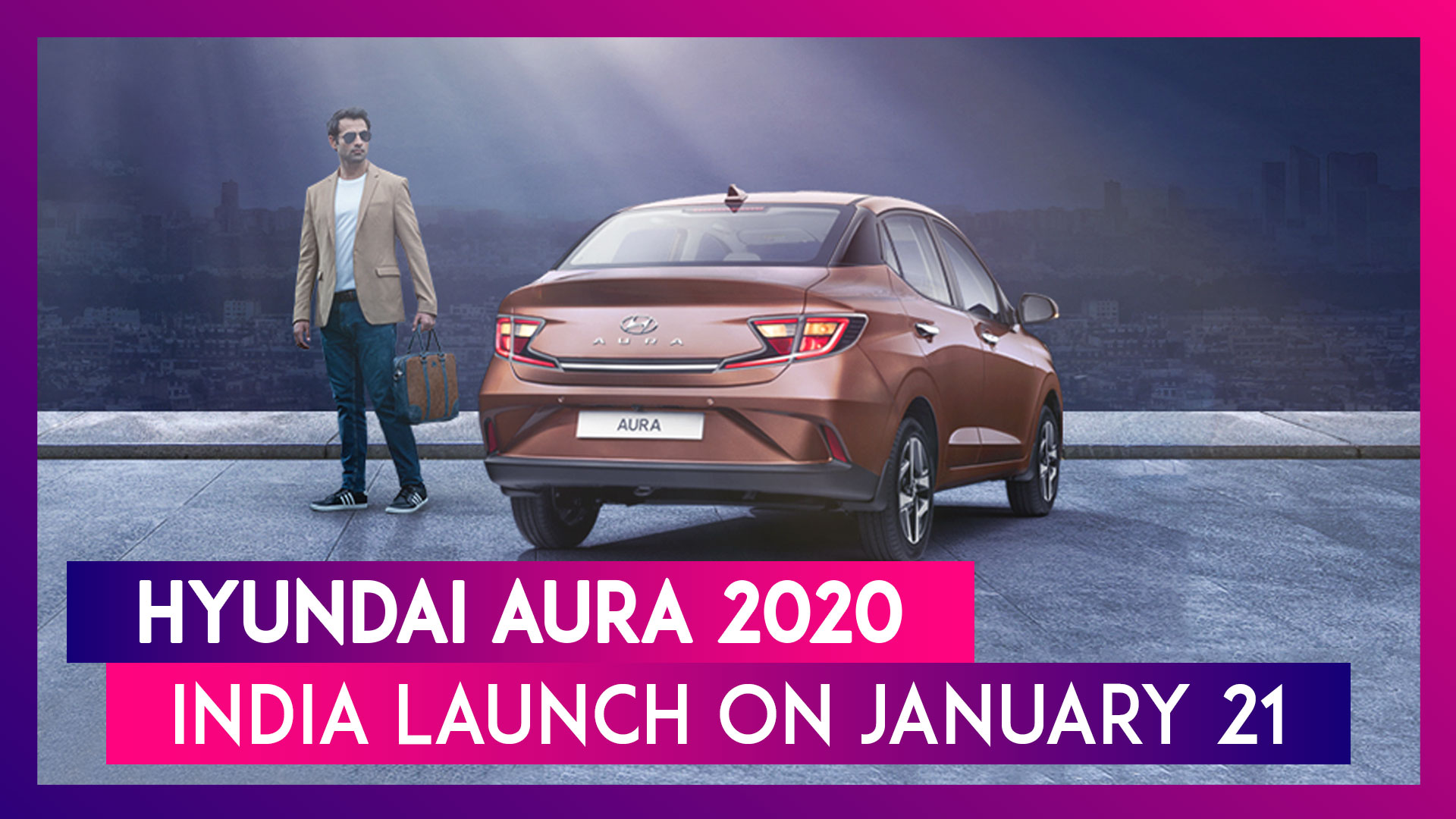 2020 Hyundai Aura Sedan: Launch Date, India Price, Features & Specifications
