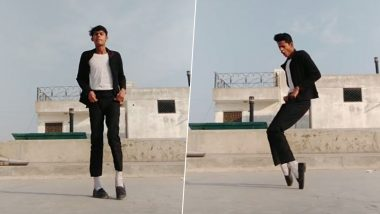 Dancer Performs Crazy MJ Moves in TikTok Videos, Twitterati Unites to Make Him Go Viral