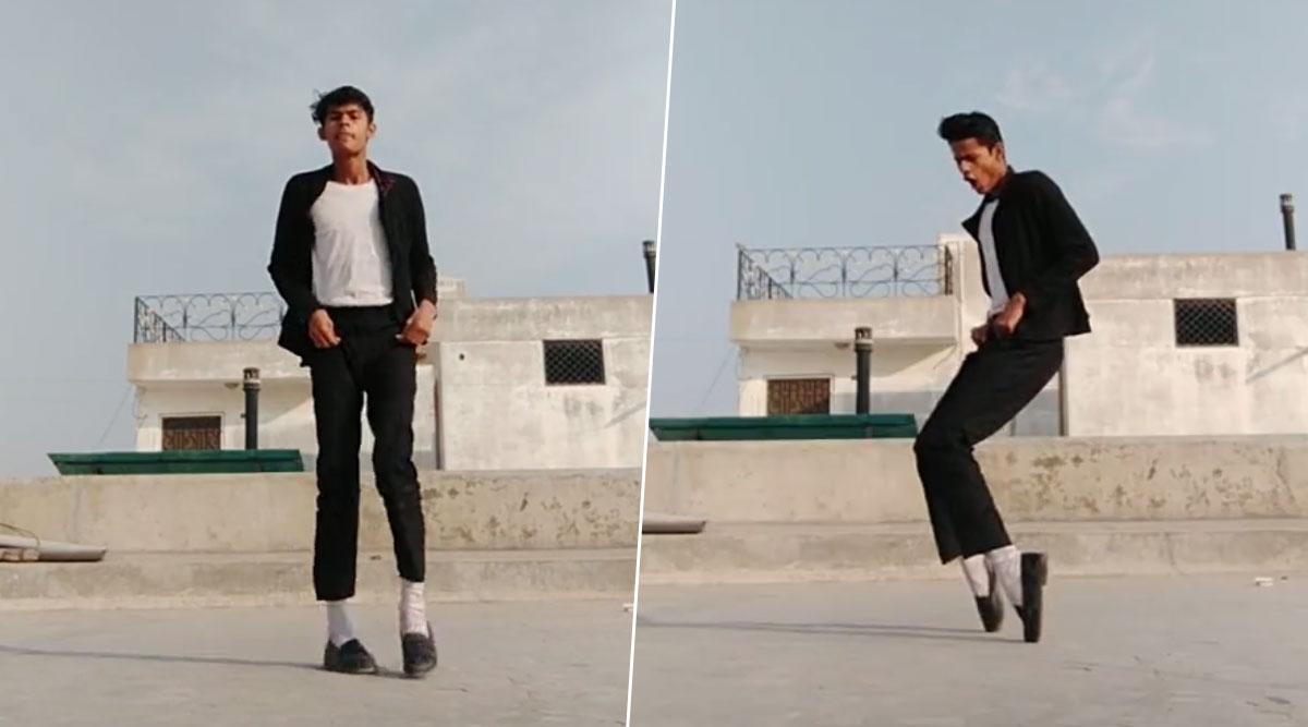 Dancer Performs Crazy MJ Moves in TikTok Videos, Twitterati Unites to Make Him Go Viral