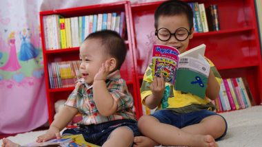 Family Literacy Week 2020: Ways to Encourage Your Child to Read Without Making Them Sing ABCDs