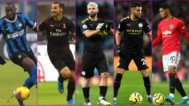 Top 5 Goals of the Week: From Zlatan Ibrahimović vs Cagliari to Sergio Aguero vs Aston Villa, Here's the Best of Football Goals