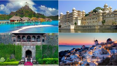 From Bora Bora to Udaipur, Top 7 Wedding Destinations for 2020