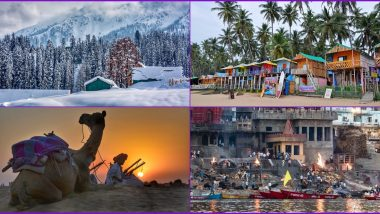 National Tourism Day 2020: Here Are 10 Places That You Should Visit in India This Year