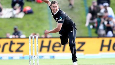New Zealand Squad For India 2020 Tour: Trent Boult, Lockie Ferguson Ruled Out of T20I Series, Kiwis Recall Hamish Bennett