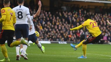 Watford vs Tottenham Hotspur, Premier League 2019-20 Result: Lacklustre Spurs Held to Goalless Draw By Relegation Battling Watford