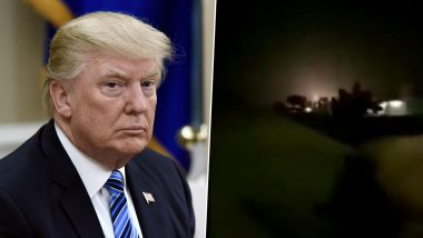 Donald Trump Reacts to Iran's 'Revenge Attack' on US Military Bases in Iraq, Says 'All is Well...Casualties Being Assessed'