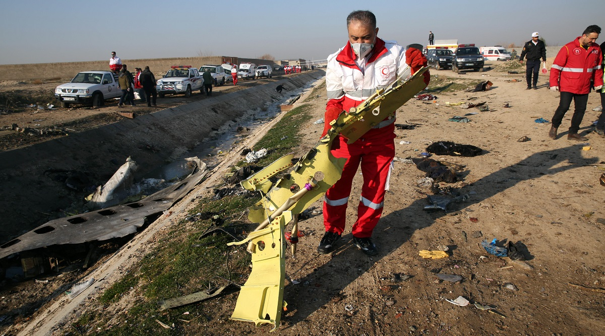 Ukrainian Plane Crash: Pentagon Officials Claim Iran 'Accidentally Shot Down' Flight, Donald Trump Says He Has 'Suspicions'