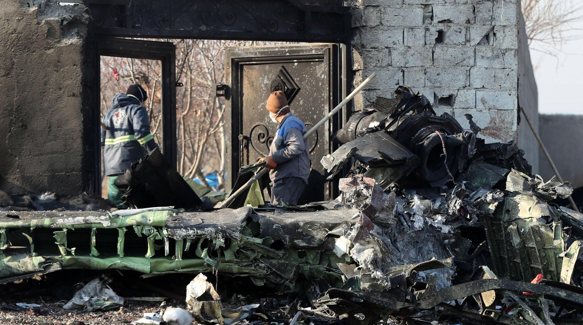Ukraine Airplane Crash: Iran Finds Black Boxes From Crashed Ukrainian 737 Aeroplane, Says Aviation Authority