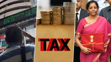 Union Budget 2020: Nirmala Sitharaman Likely to Rejig Income Tax Slab, Aims to Revive Plunging Indian Economy With Major Announcements