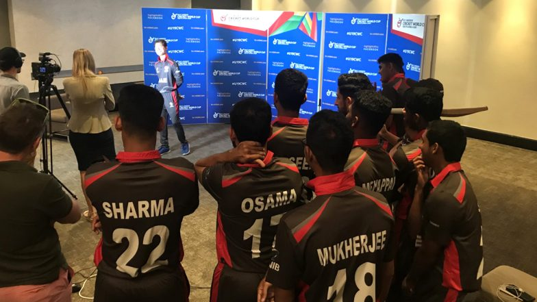 United Arab Emirates U19 vs Canada U19 Live Streaming Online of ICC Under-19 Cricket World Cup 2020: How to Watch Free Live Telecast of UAE U19 vs CAN U19 CWC Match on TV