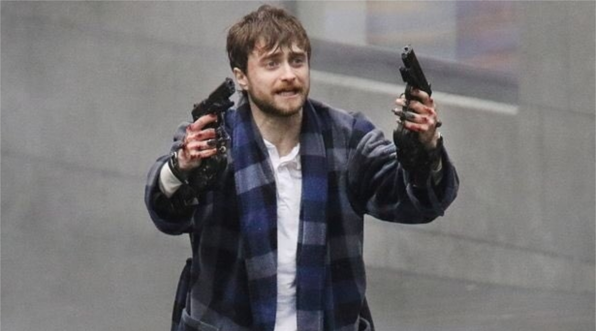 Guns Akimbo Trailer: Daniel Radcliffe Runs For His Life With Guns Bolted to His Hands In This Action Comedy (Watch Video)