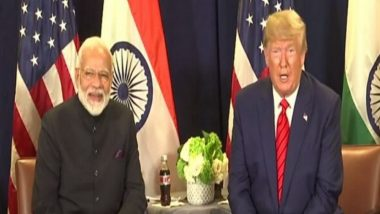 PM Narendra Modi Extends New Year Greetings to Donald Trump, Says 'India-US Relations Have Grown From Strength to Strength'