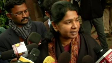 DMK MP Kanimozhi on #BoycottChhapaak Trending After Deepika Padukone's JNU Visit: 'I Don't Watch Many Hindi Movies, But They Are Making People Like Me Watch Her Movies'
