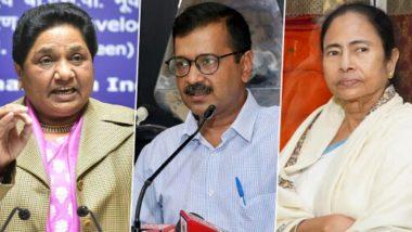 CAA-NRC Row: Congress-Led Opposition Meet Today, Mayawati, Mamata Banerjee And AAP Not Attending