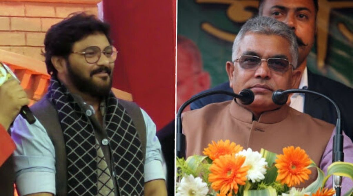 Babul Supriyo Rebukes Dilip Ghosh Over 'Our Govt Shot Vandals Like Dogs' Statement, Says 'BJP Has Nothing To Do With His Irresponsible Remark'