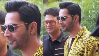 Varun Dhawan Is on a Chill Mode for Street Dancer 3D Promotions, His Recent Style Is a Testimony!
