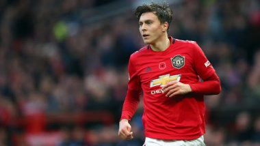 Manchester United Defender Victor Lindelof Records Amazing Feat in Premier League 2019-20, Hasn't Been Dribbled Past Yet!