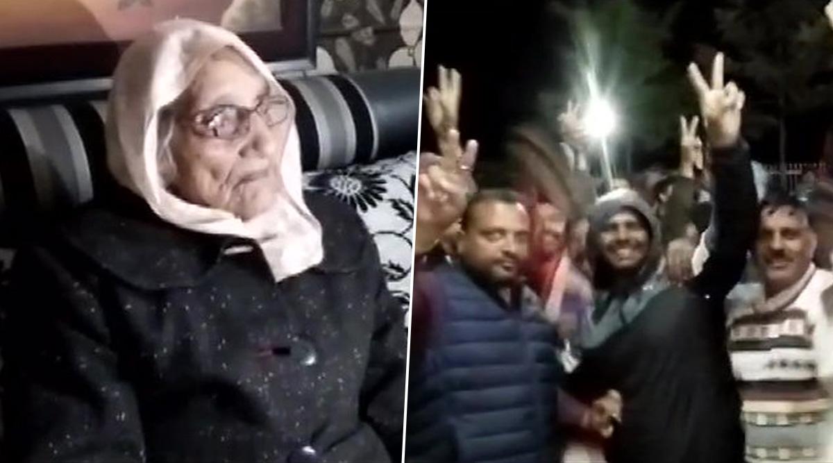 Rajasthan Panchayat Elections Results 2020: 97-Year-Old Vidya Devi Elected As Sarpanch of Puranabas