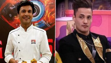 Bigg Boss 13: Asim Riaz's Feeding Gesture for Chef Vikas Khanna Sparks Hatred, the Latter Hits Back Saying, 'I'm an Indian and That's My Faith' (View Post)