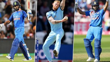 ICC Awards 2019 Full Winners List: From Virat Kohli to Rohit Sharma to Ben Stokes, Here Are Names of Cricketers Who Won Big