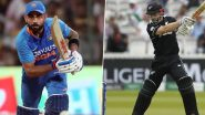 India vs New Zealand Head-to-Head Record: Ahead of 3rd T20I 2020, Here Are Match Results of Last Five IND vs NZ Twenty20 Matches