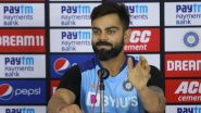 Virat Kohli After IND vs NZ 3rd 2020, 'Thought at One Stage We're Gone, New Zealand Deserved to Win'