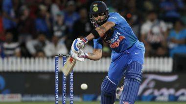 Latest ICC T20I Rankings for Batsmen: Virat Kohli Slips to 10th; KL Rahul, Rohit Sharma Static