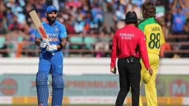 India vs Australia 3rd ODI 2020: Virat Kohli vs Adam Zampa, Aaron Finch vs Jasprit Bumrah and Other Exciting Mini Battles to Watch Out for in Bengaluru