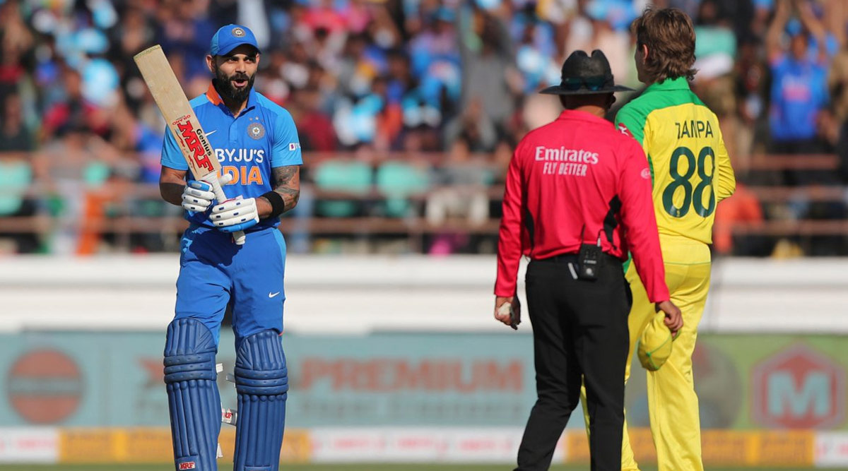 India vs Australia 3rd ODI 2020: Virat Kohli vs Adam Zampa, Aaron Finch vs Jasprit Bumrah and Other Exciting Mini Battles to Watch Out for in Bengaluru