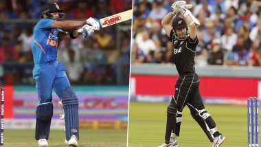 India vs New Zealand, 2nd T20I 2020, Toss Report & Playing XI: NZ Opts to Bat First, Both Sides Remain Unchanged