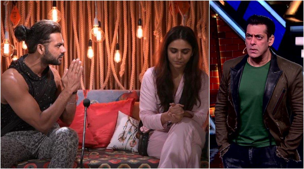 Bigg Boss 13: Vishal Aditya Singh Reveals To Salman Khan, 'Sir Mere Contract Mein Likha Tha Ki Yeh Nai Aayegi,' About Ex Girlfriend Madhurima Tuli