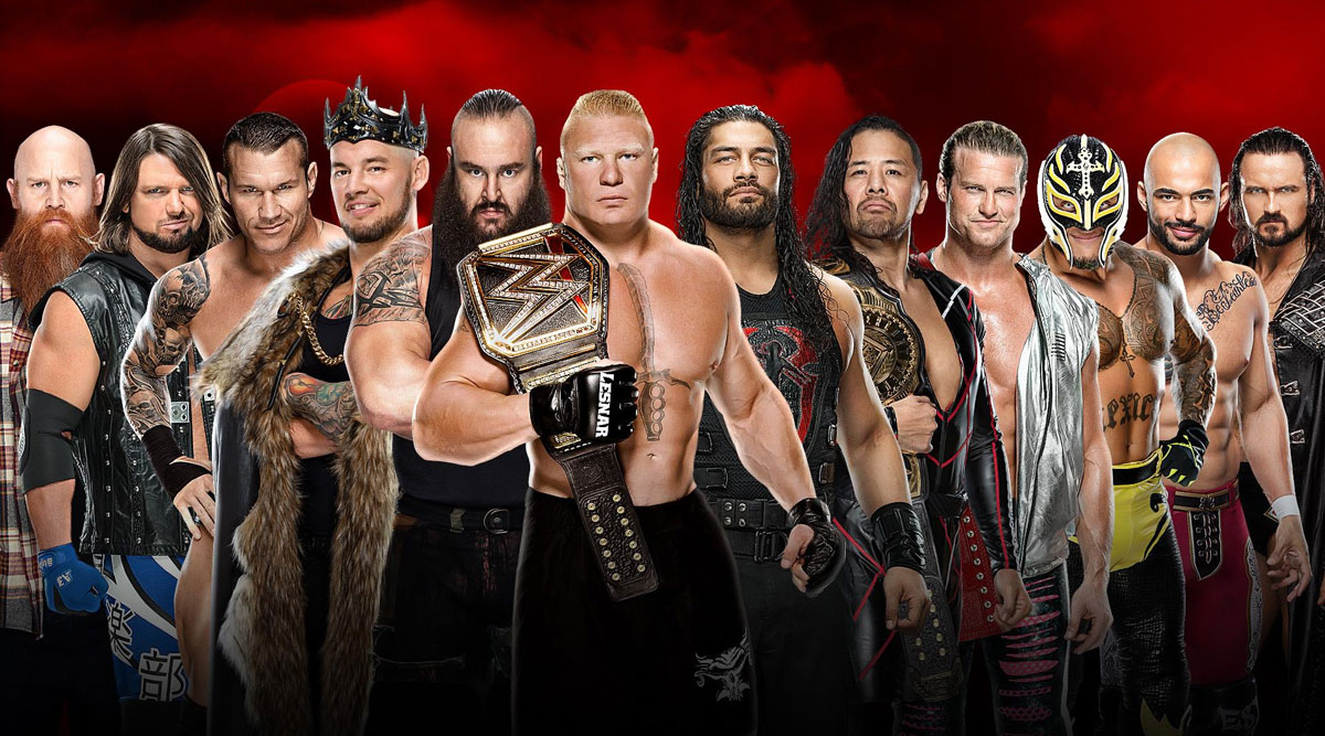 From Brock Lesnar to Roman Reigns, Here's List of Confirmed Participants For WWE Royal Rumble Match, 2020; Also Find Other Match Card Details