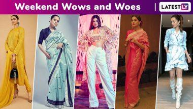 Weekend Wows and Woes: Deepika Padukone, Kangana Rananut, Taapsee Pannu, Athiya Shetty Stun, Shraddha Kapoor Disappoints!