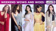 Weekend Wows and Woes: Janhvi Kapoor, Rakul Preet Singh, Katrina Kaif, Ananaya Panday, Diana Penty Stun, Rani Mukerji  Bores!