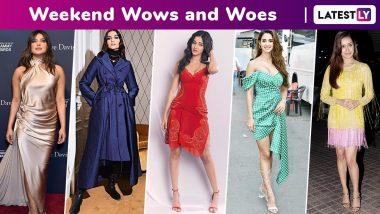 Weekend Wows and Woes: Priyanka Chopra, Sonam Kapoor Ahuja, Ananya Panday, Tamannaah Bhatia Amaze, Disha Patani and Shraddha Kapoor Are a Bore!