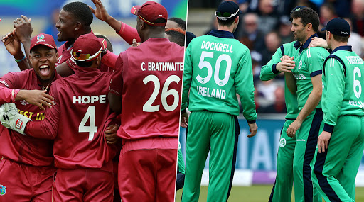 West Indies vs Ireland, 1st ODI 2020 Live Streaming Online: Get Free Telecast Details of WI vs IRE on TV With Match Time in India
