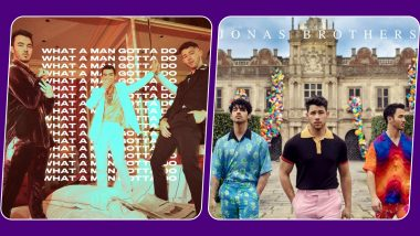 What A Man Gotta Do or Sucker: Which Song Of The Jonas Brothers Will Be Marked Favourite In Your Playlist? Vote Now