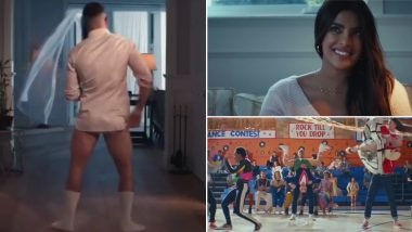 What A Man Gotta Do Teaser: Priyanka-Nick, Joe-Sophie, Kevin-Danielle Are Back With Another Hit Number and We Can't Wait!