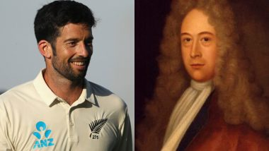 Cricketer, Not Poet! ESPNCricinfo Trolls Google for Using William Somerville's Wrong Photo During Australia vs New Zealand 3rd Test 2019-20 at Sydney