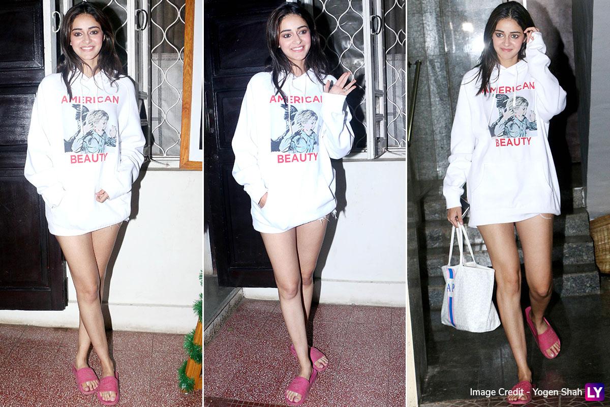 Winter Fashion- Ananya Panday (2)