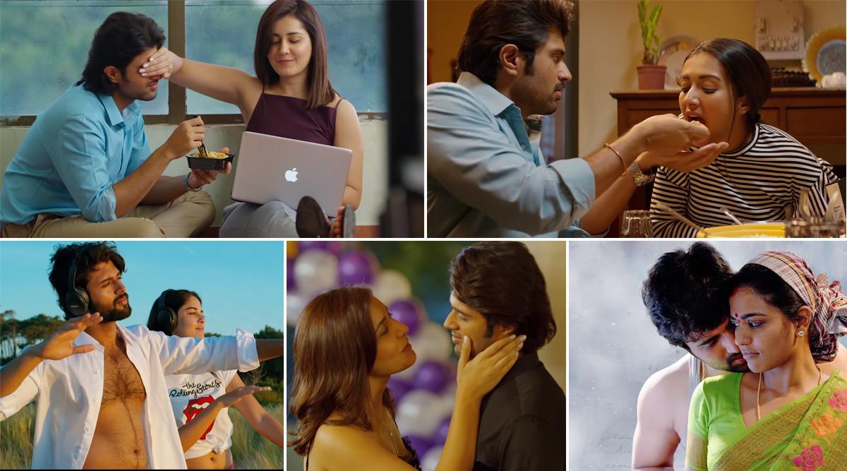 World Famous Lover Song My Love: Vijauy Deverakonda's Romantic Track Is Like a Breath of Fresh Air! (Watch Video)